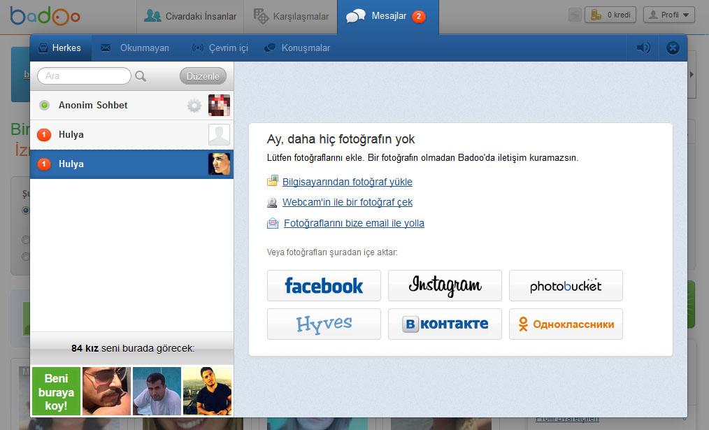 Badoo вход с фейсбука