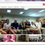 Hangouts Çoklu Video Sohbet