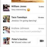Akıllı Telefon Hangouts