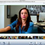 Google Hangouts Şaşıran Kız