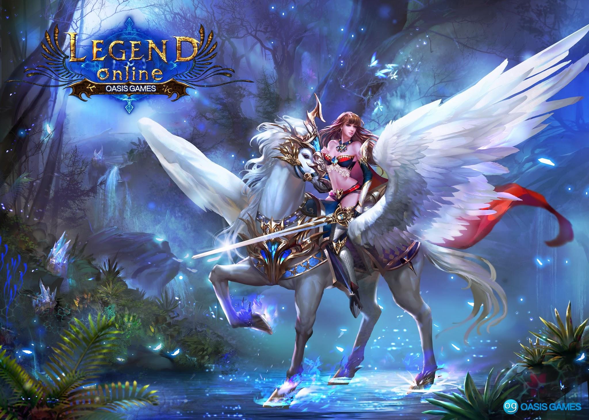 Legend 2 Online