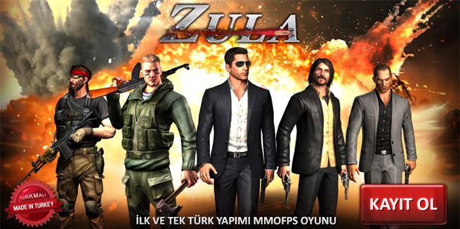Zula İlk Türk Yapımı FPS Oyunu