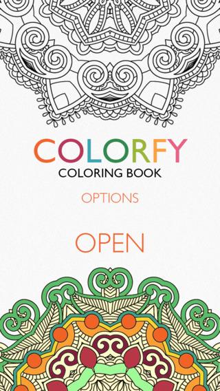 Colorfy ücretsiz Boyama Kitabı Indir Kaydol üye Ol Oyna