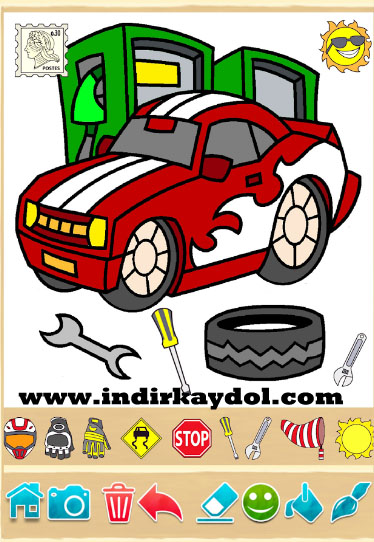Otomobil Boyama Oyunu Indir Kaydol Uye Ol Oyna