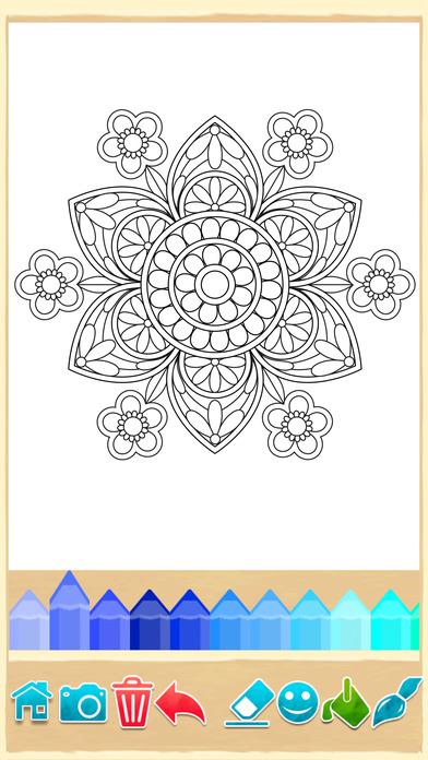 Mandala Boyama Indir Kaydol üye Ol Oyna
