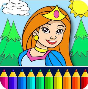 Prenses Boyama Oyunu Indir Kaydol Uye Ol Oyna