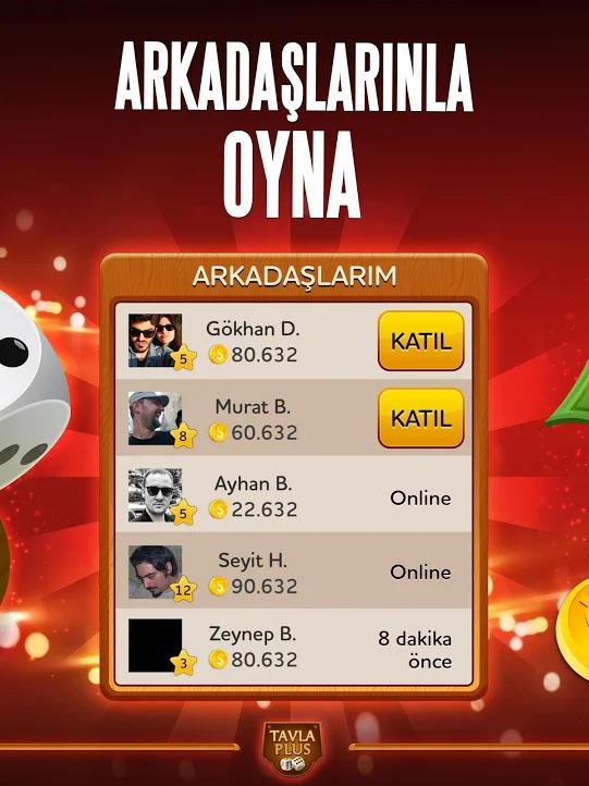 Tavla Plus Oyna