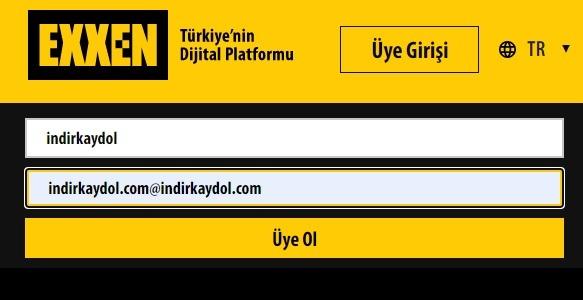 Exxen Kaydol